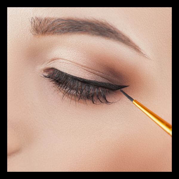Eyeliner skin color cosmetics Your Fitting Image